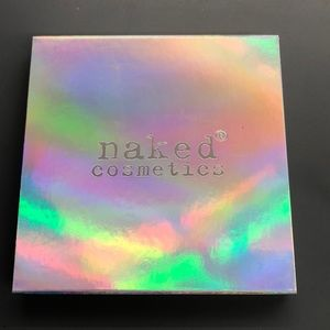 Naked Cosmetics Holographic Highlight Palette NWT!